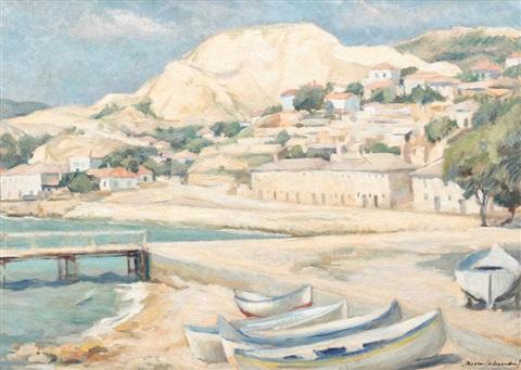 tablou alexandru moscu