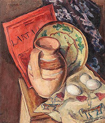 tablou Petre Iorgulescu Yor