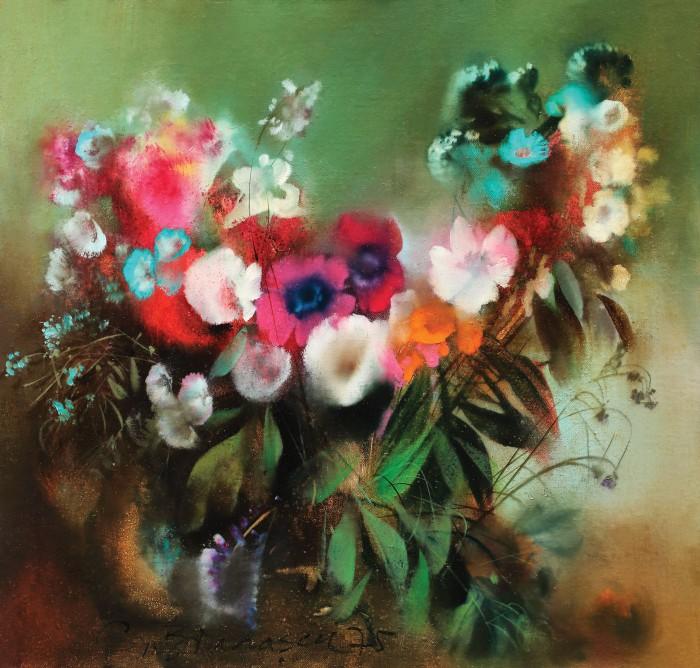 tablou Corneliu Brudascu