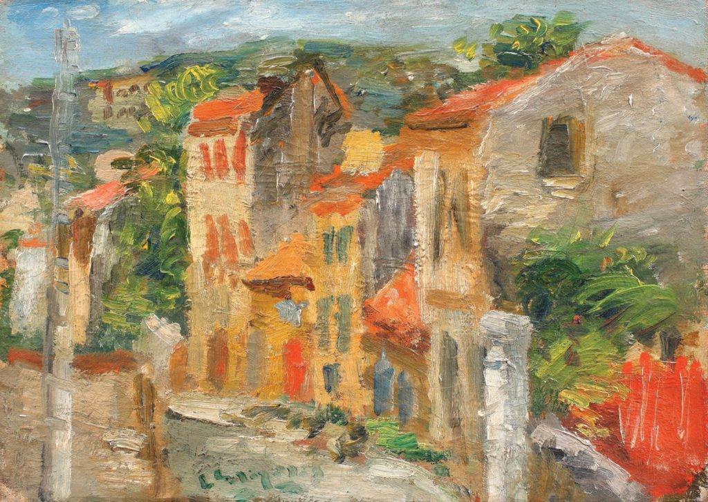 tablou lucian grigorescu