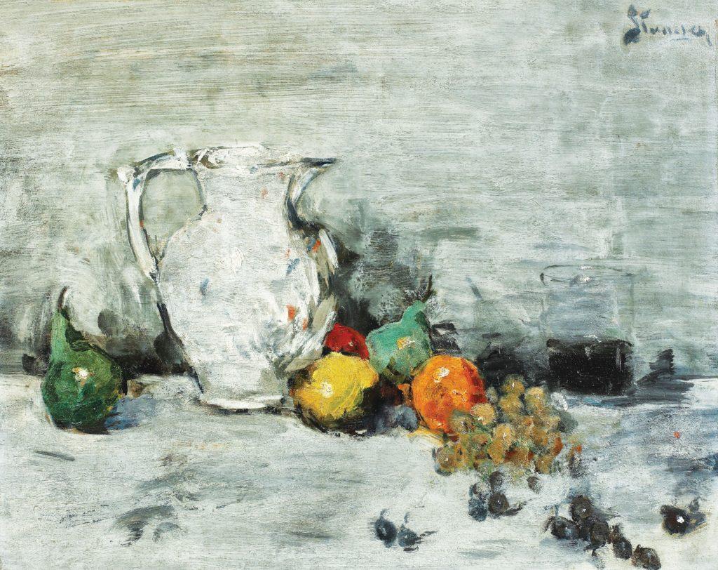 tablou Eustatiu Stoenescu