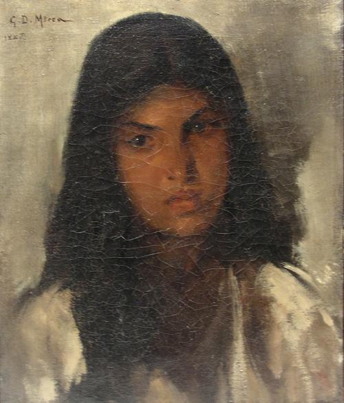 tablou george demetrescu mirea