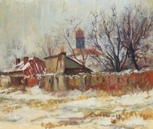 tablou Jean Alexandru Steriadi