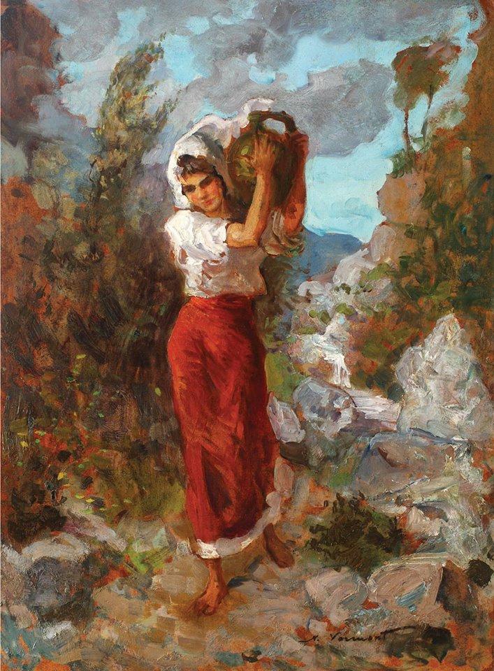 tablou nicolae vermont