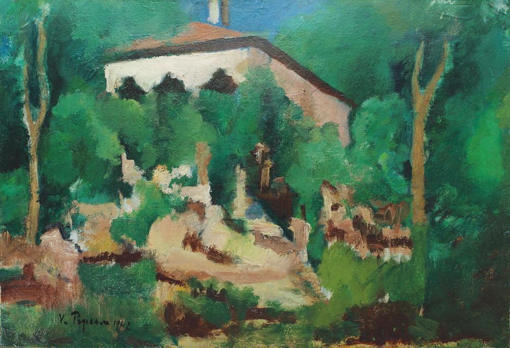 tablou vasile popescu
