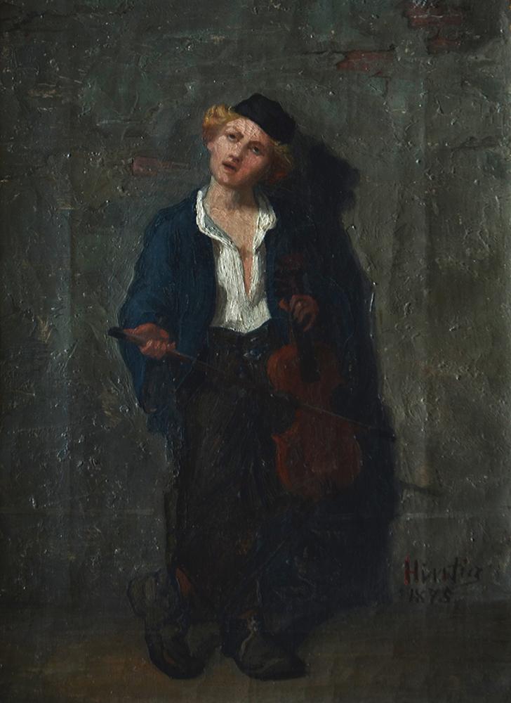 tablou Sava Hentia